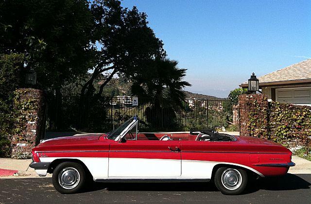 1962 Oldsmobile F85 Cutlass For Sale Los Angeles, California