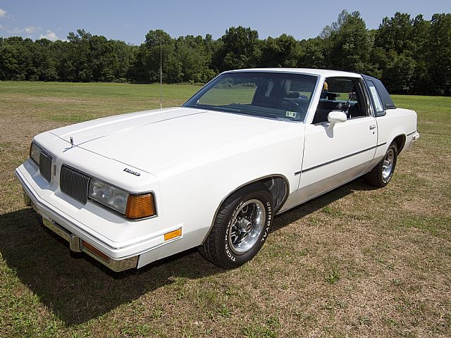 1988 Oldsmobile Cutlass for sale