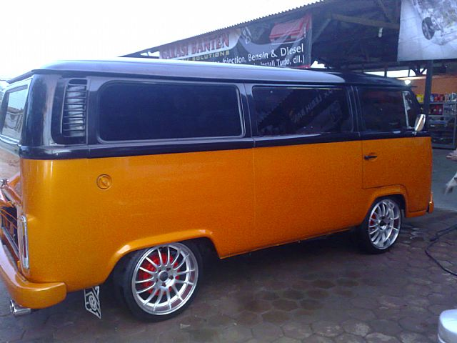 1977 Volkswagen Bus for sale
