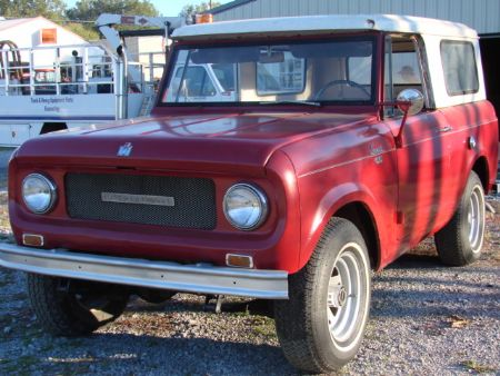 1965 International Scout for sale
