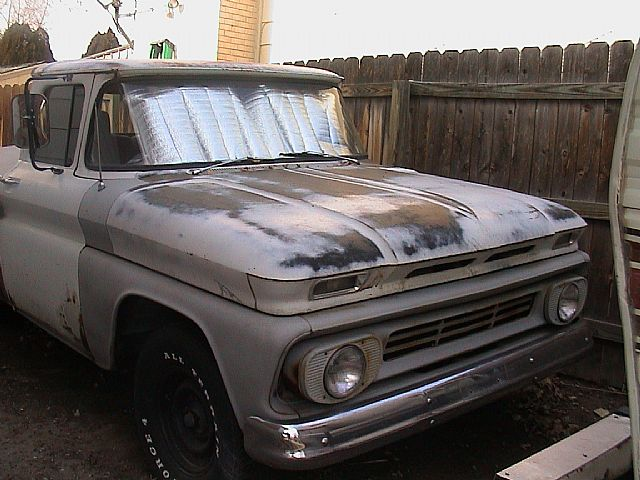 1962 Chevrolet C20 for sale