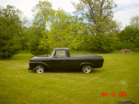 1963 Ford F100 for sale