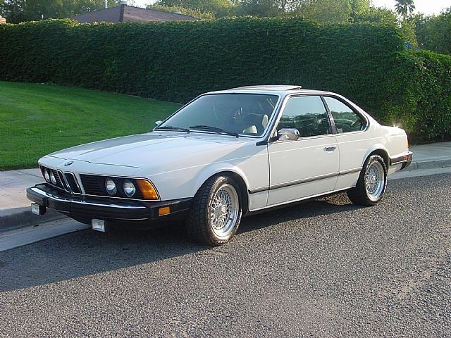 1983 BMW E24 for sale
