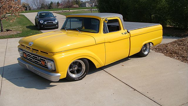 1961 Ford F100 for sale