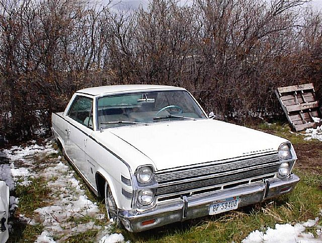 1966 AMC Ambassador for sale