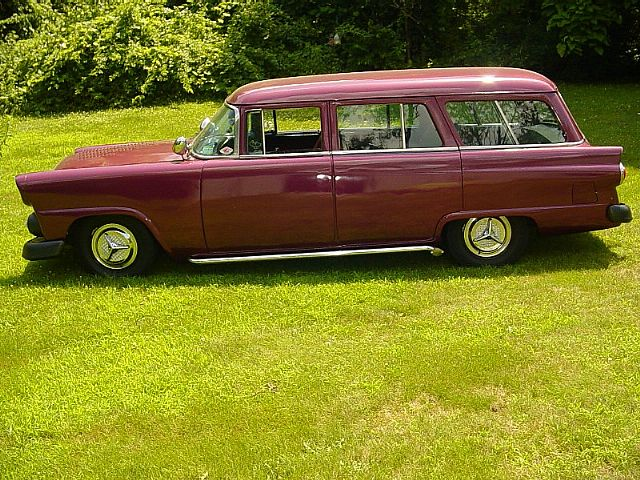 1955 Ford Station Wagon for sale