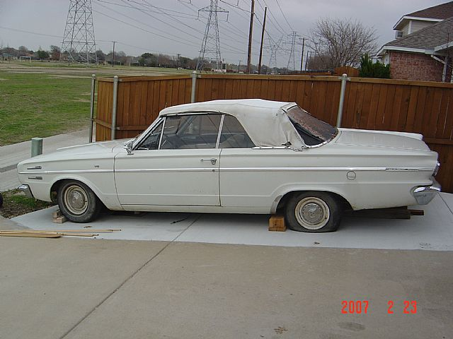 1966 Dodge Dart for sale
