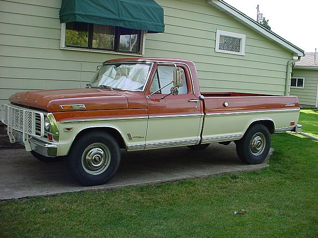 F250 Short Bed For Sale >> 1969 Ford F250 Ranger For Sale Sheridan, Wyoming