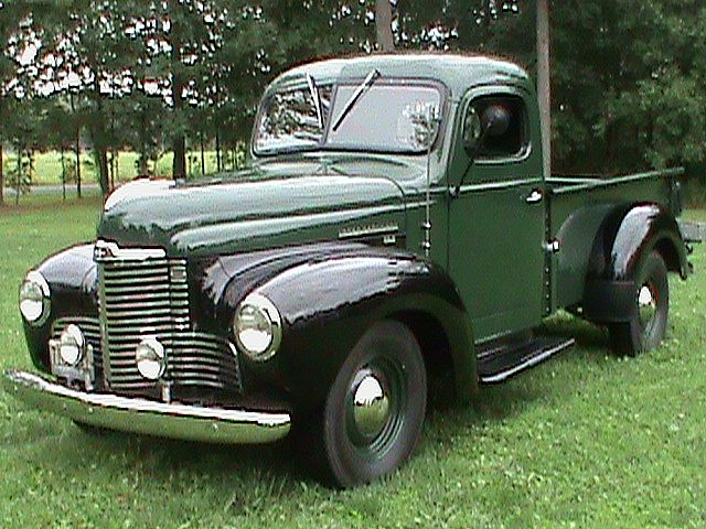 1949 International KB2 for sale