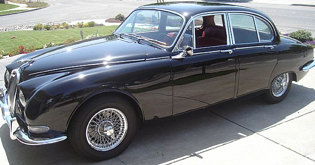 1965 Jaguar 3.8 for sale