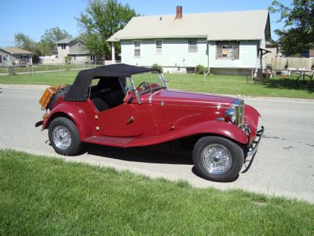 1952 MG Convertible for sale