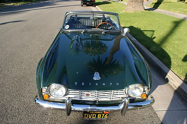 1965 Triumph TR4 for sale