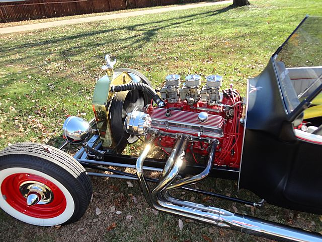 1923 Ford Roadster for sale