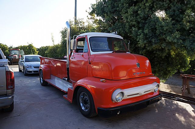 1954 Ford COE for sale