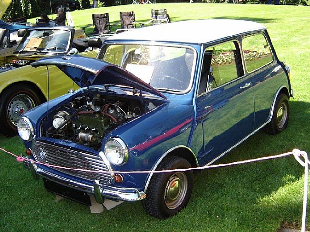 1968 Austin Mini for sale