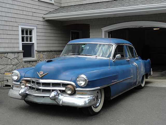 1952 Cadillac Series 62 for sale