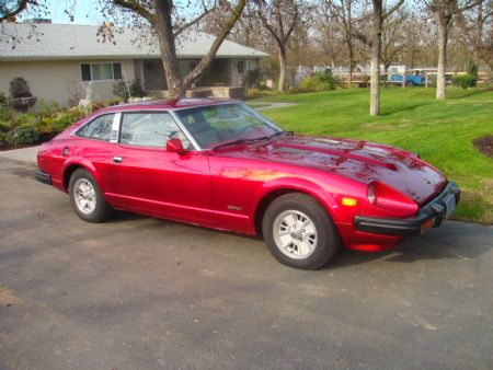 1981 Nissan 280ZX for sale