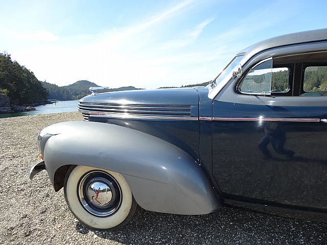 1938 Graham Sedan for sale