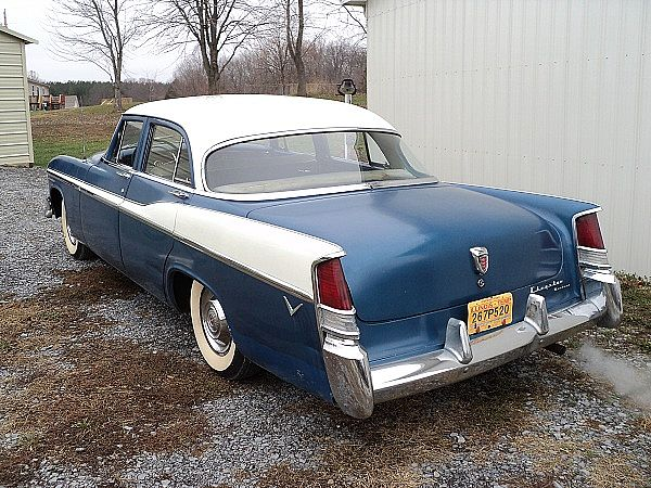 1956  Chrysler Windsor for sale