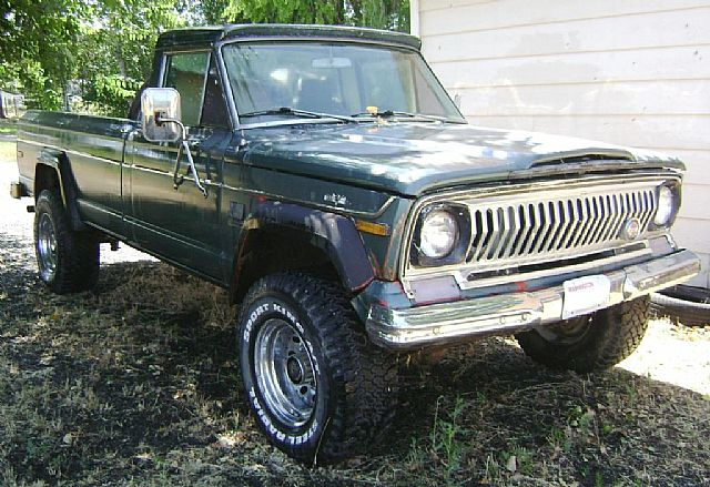 1973 Jeep J4000 for sale
