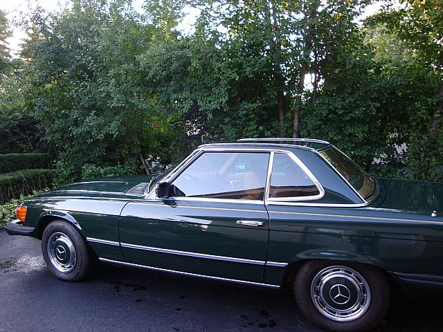 1976 mercedes 450sl for sale bloomfield hills michigan for 1976 mercedes benz 450sl for sale