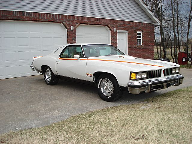 1977 Pontiac Can Am for sale