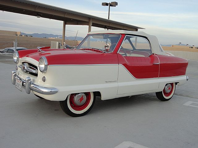 1954 Nash Metropolitan for sale