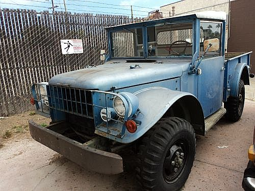 1954 Dodge Power Wagon for sale