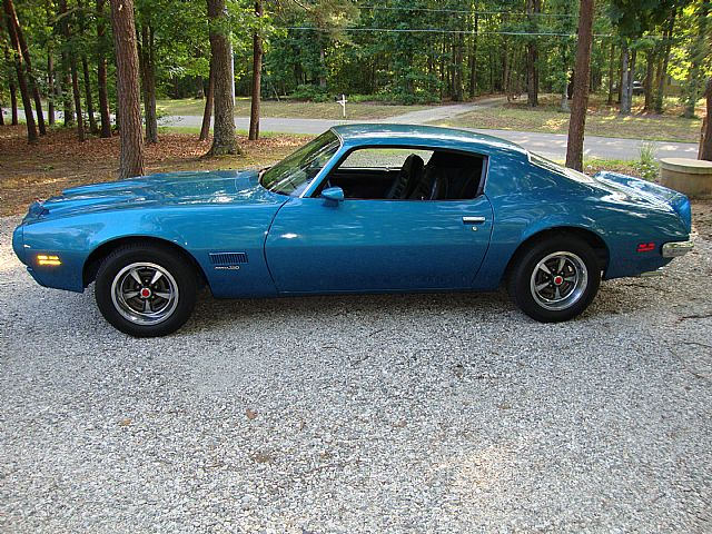 1971 Pontiac Formula 350 for sale
