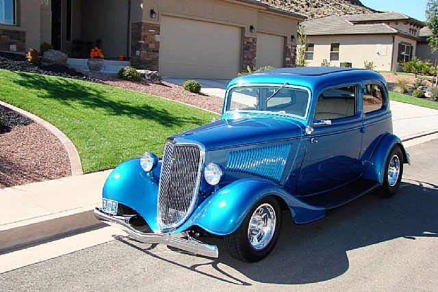 1934 Ford Vicky for sale