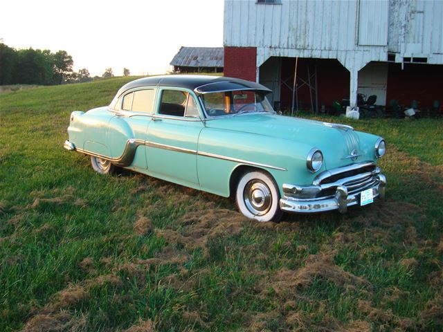 1954 Pontiac Chieftain