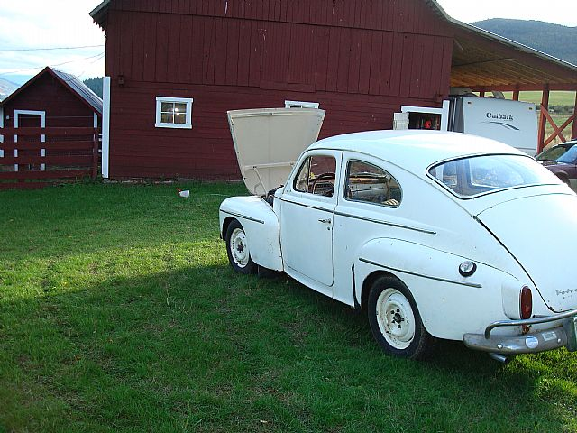 1962 Volvo PV544 for sale