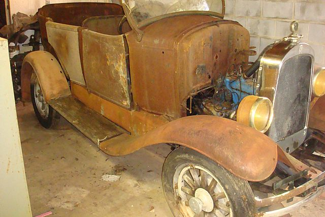 1927 Willys Whippet for sale