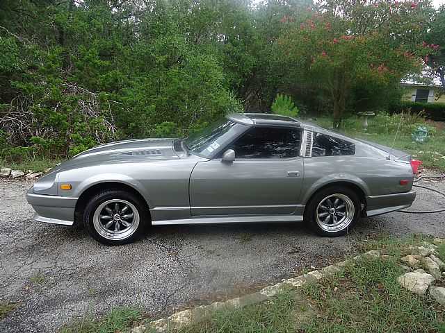 1981 Datsun 280zx For Sale Spring Branch Texas