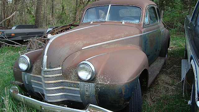 1940 Oldsmobile Business Coupe for sale