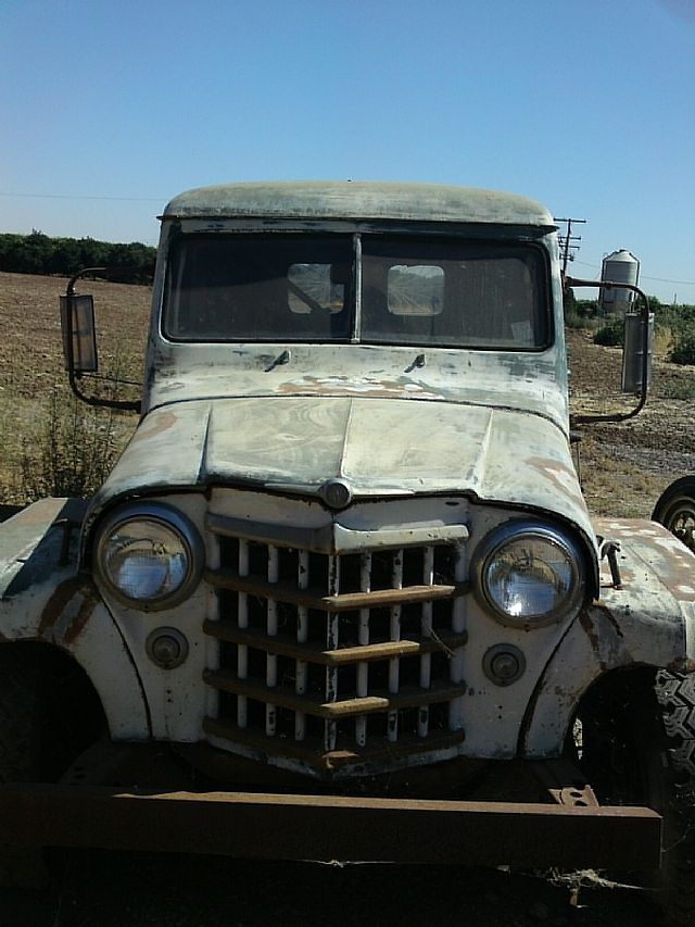 1950 Willys Panel Wagon for sale