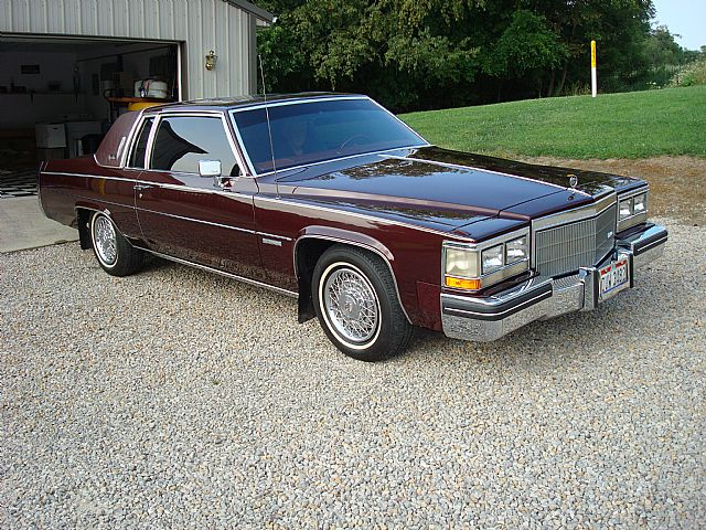 1983 Cadillac Coupe Deville For Sale Zanesville Ohio