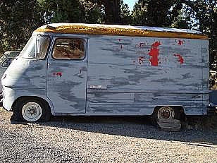 1958 Chevrolet Step Van for sale