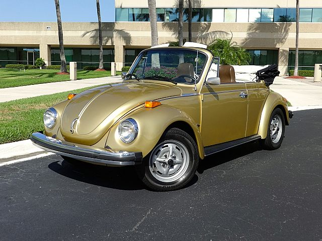 1974 Volkswagen Super Beetle for sale