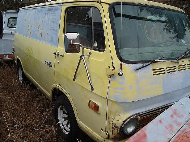 1969 Chevrolet Shorty Van for sale