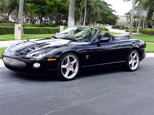 jaguar xkr 100 convertible for information on this very unique jaguar. Black Bedroom Furniture Sets. Home Design Ideas