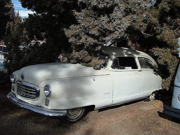 1949 Nash Ambassador for sale