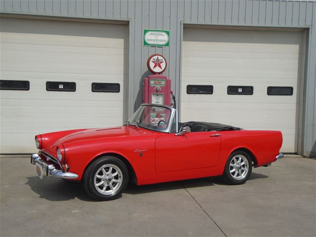 1968 Sunbeam Alpine