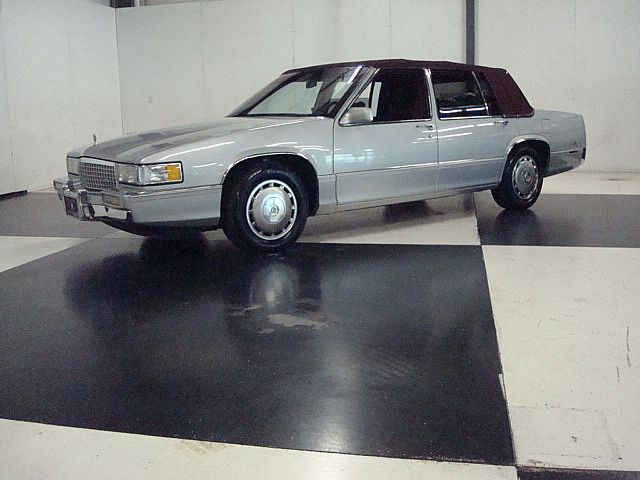 1990 Cadillac Sedan DeVille for sale