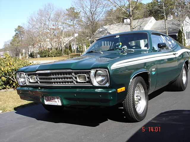 1974 Plymouth Duster for sale