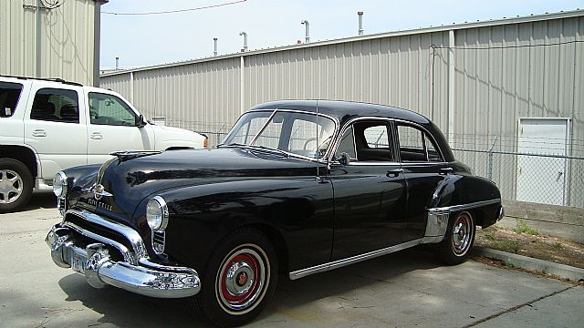 1949 Oldsmobile 76 for sale