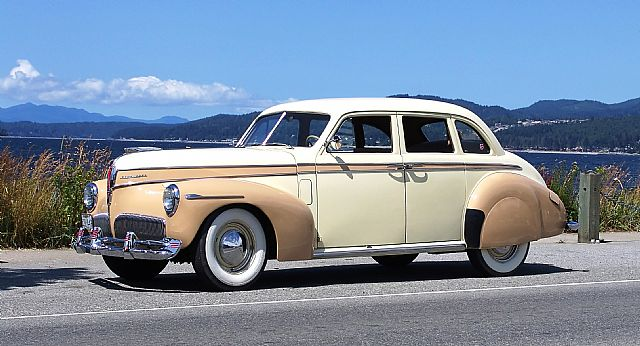 1941 Studebaker Commander for sale