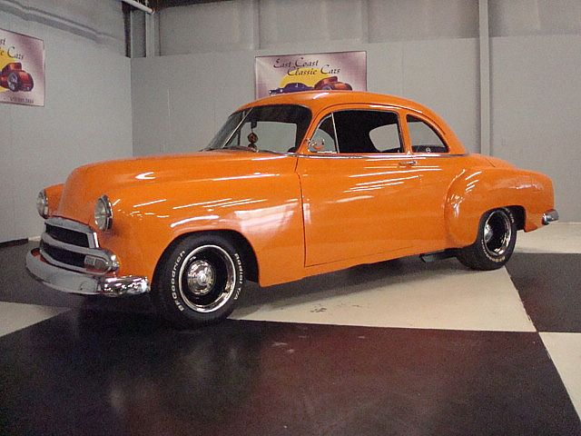 1952 Chevrolet Coupe for sale