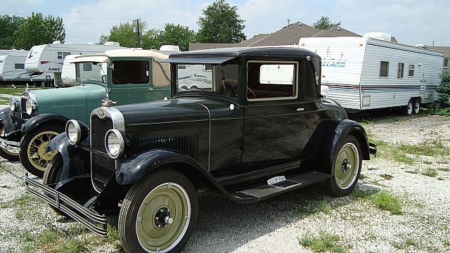 1928 Chevrolet Landau Coupe for sale