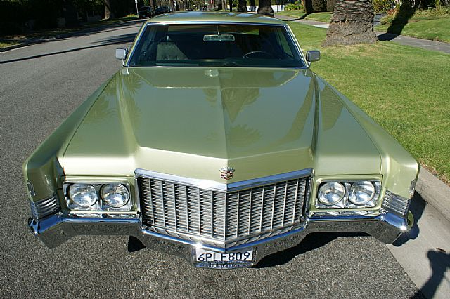 1970 Cadillac Coupe DeVille for sale